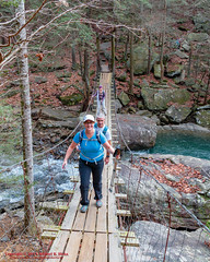 At Middle Creek Bridge