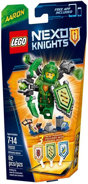 LEGO Nexo Knights 70332 - Ultimate Aaron