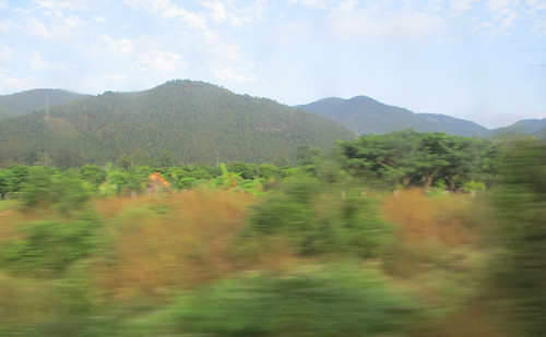 Train vers Chiang Mai