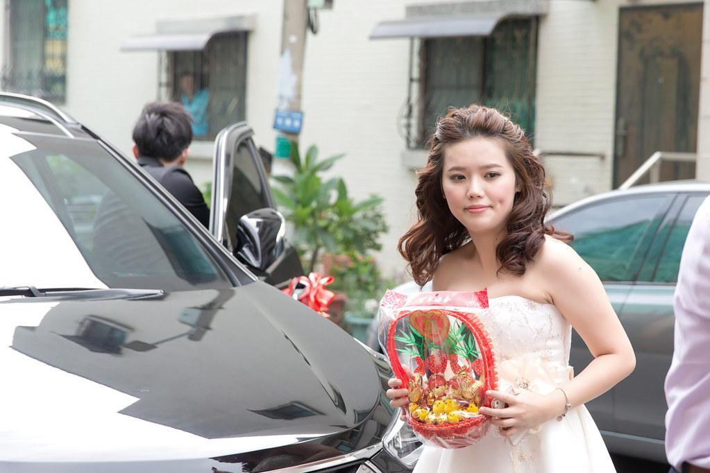 台南婚攝-迎娶午宴 X 情定城堡 (47)