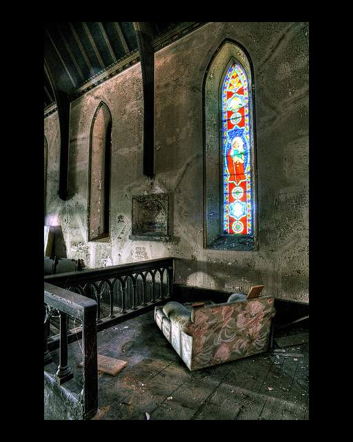 The Pew of Holy Innocents 72