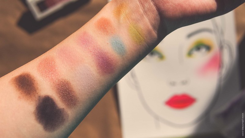 Shu Uemura Brave Beauty Haute Street Makeup