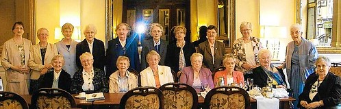 Congratulations to the 18 sisters in the Irish Region who celebrated their Diamond Jubilee on August 8, 2015