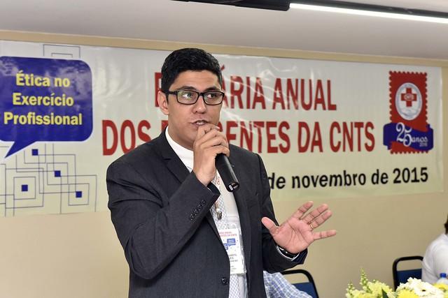 Plenária Anual de Dirigentes da CNTS - Novembro 2015