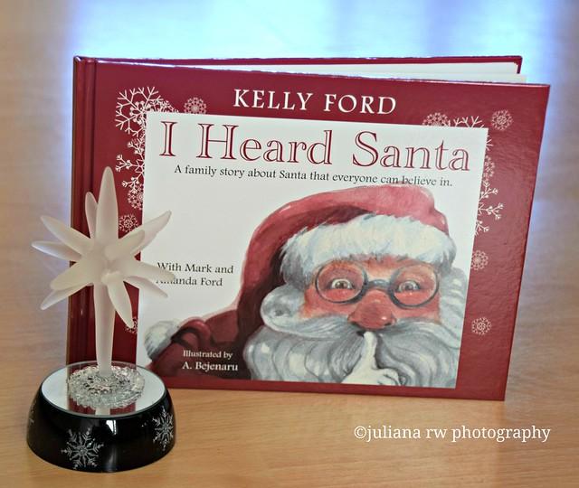 I heard Santa