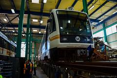 Los Angeles Metro Siemens P2000 #211