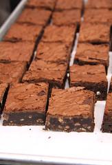 Buzz Bakeshop Brownies