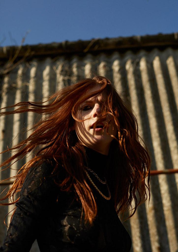 Роуз Лесли — Фотосессия для «InStyle» UK 2015 – 4