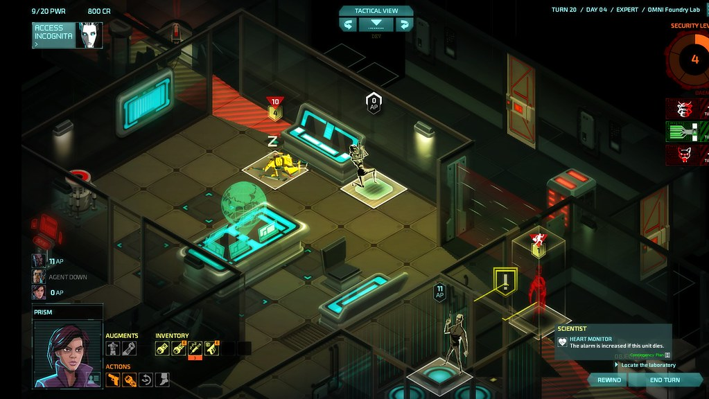 Invisible, Inc, Image 02