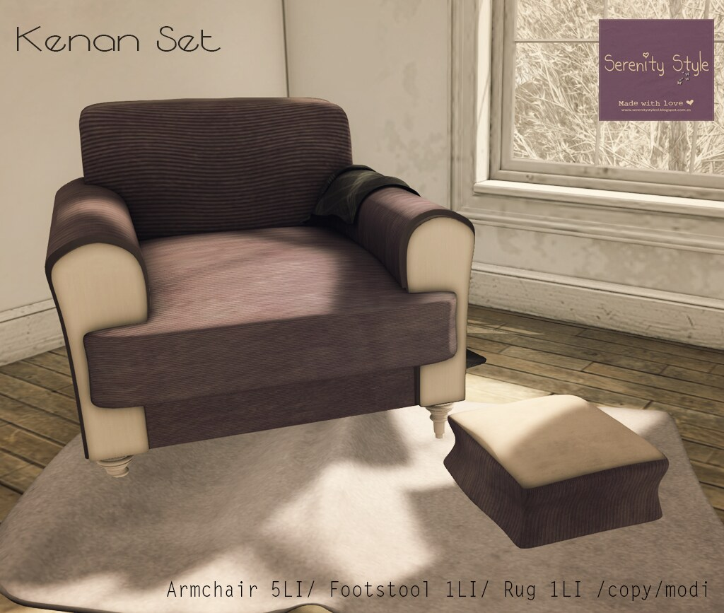 Serenity Style-Kenan Set