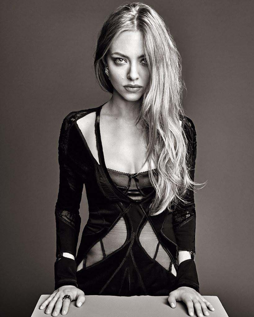 Аманда Сейфрид — Фотосессия для «Madame Figaro» 2015 – 5