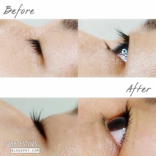 eyelash perming