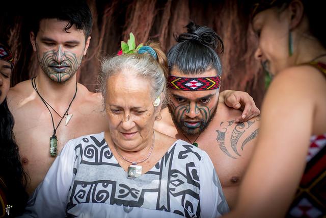 Hinana Kapahaka - New Zeland