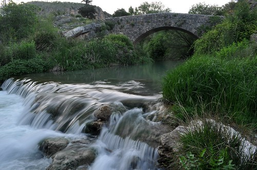 110. Puente romano Colomera.
