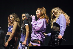 Little Mix at Free Radio Live 2016