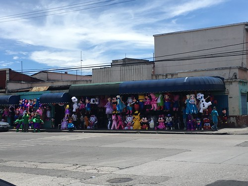 ピニャータ 〜グアテマラのお祝い〜