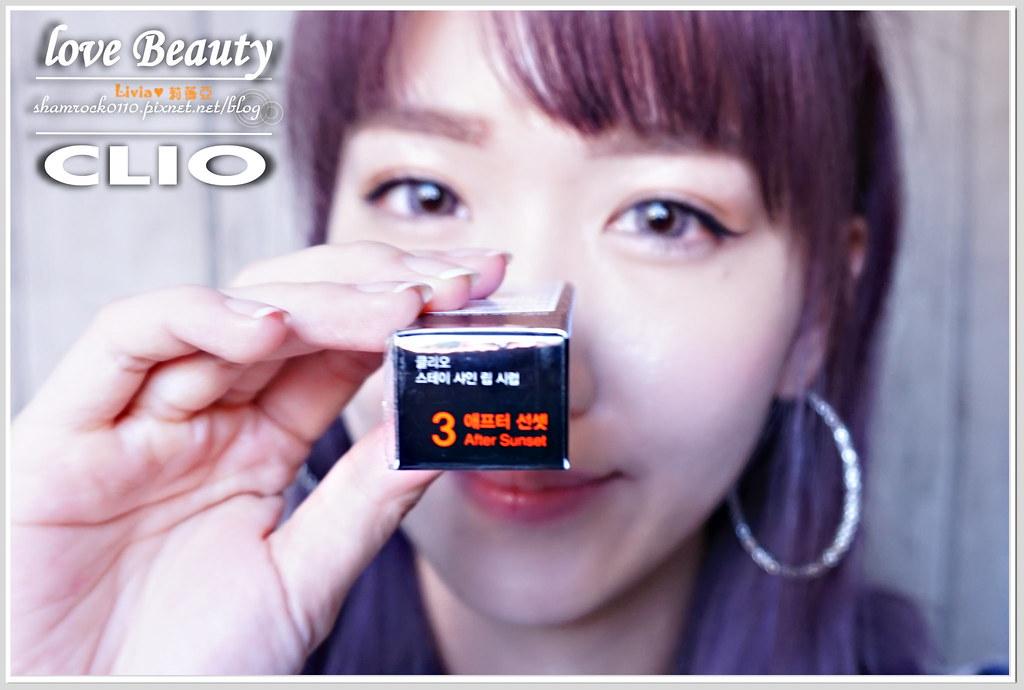 CLIO唇膏加唇釉試色-22