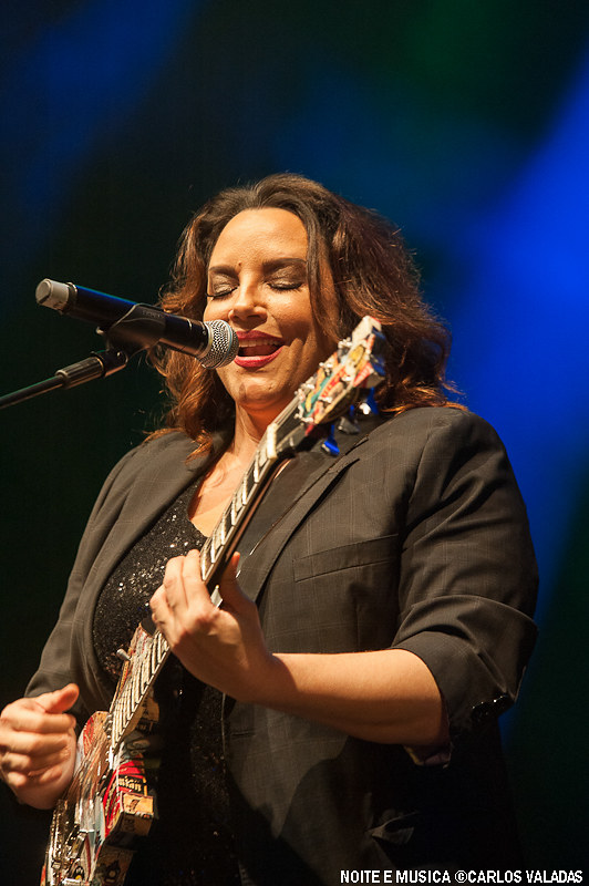 Ana Carolina & Seu Jorge - MEO Arena '16
