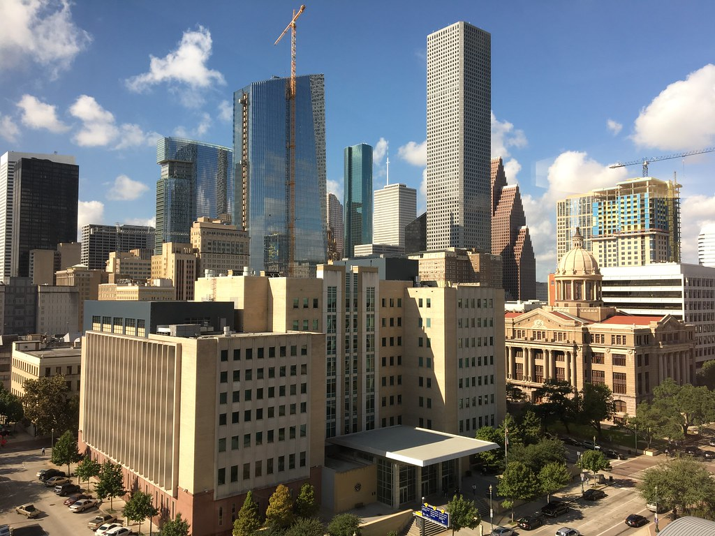 Downtown HTX - 11/2/2016
