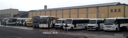 Private Bus Operators Line-Up.