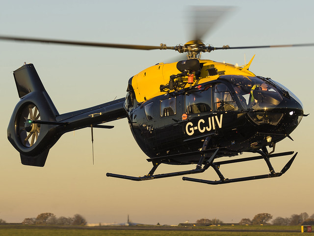 Royal Air Force | Airbus Helicopters H145 Jupiter HT.1 | G-CJIV