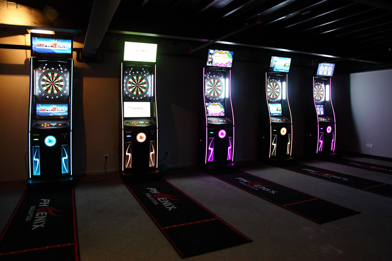 Dart-Machines
