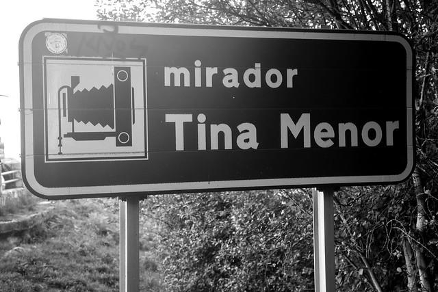 Mirador de Tina Menor