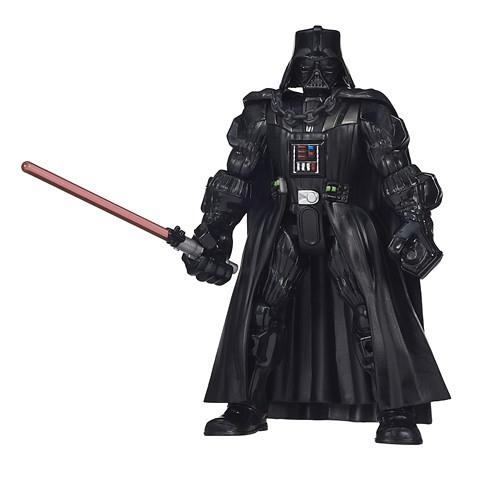 Figura Hero Mashers Básica-Darth Vader