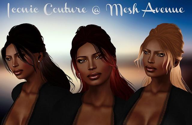 Deliah @ Mesh Avenue