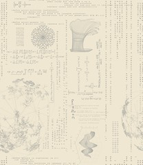 Science Print