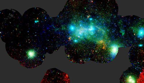 El centro galáctico en rayos-X