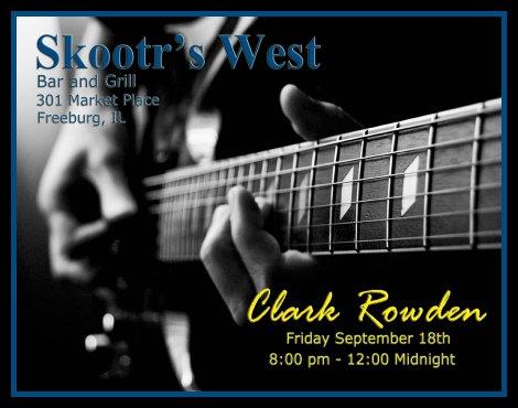 Clark Rowden 9-18-15