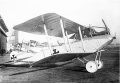Albatros C III  1915  Nowarra photo