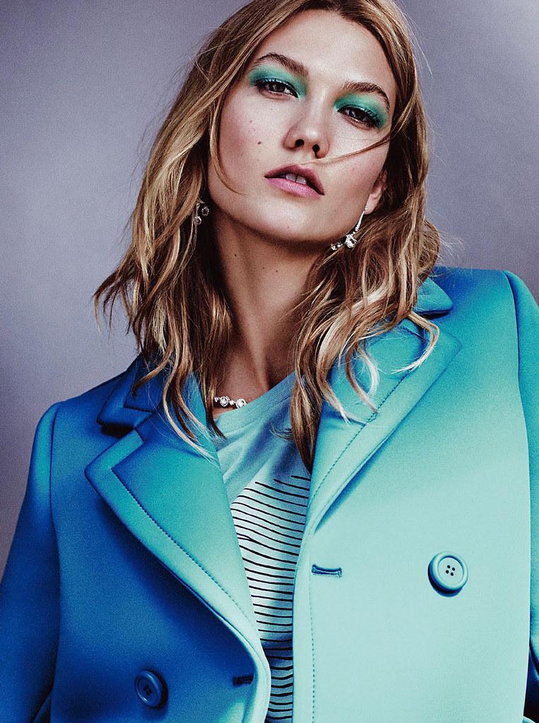 Карли Клосс — Фотосессия для «Sunday Times Style» 2015 – 5