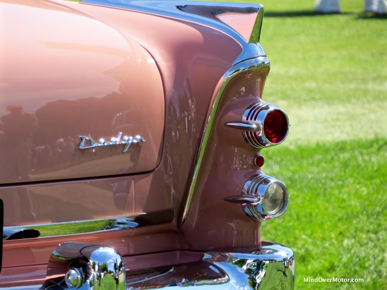 Dodge La Femme Taillight