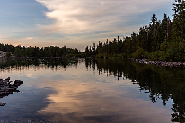 Thomas Lake Evening