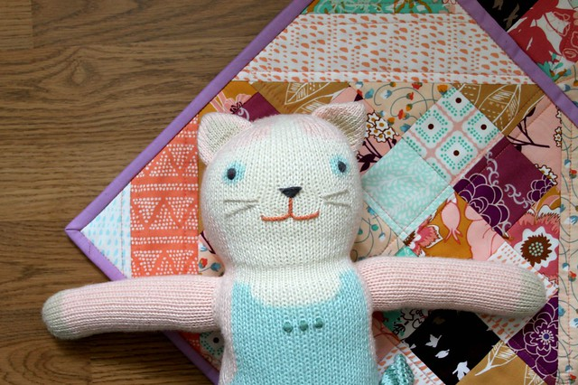Doll Quilt Patchwork