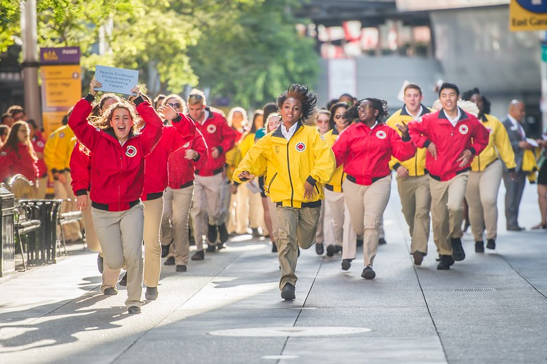 City Year L.A. Opening Day 2015