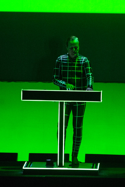 Kraftwerk @ CitiWang Theatre, 10/3/15