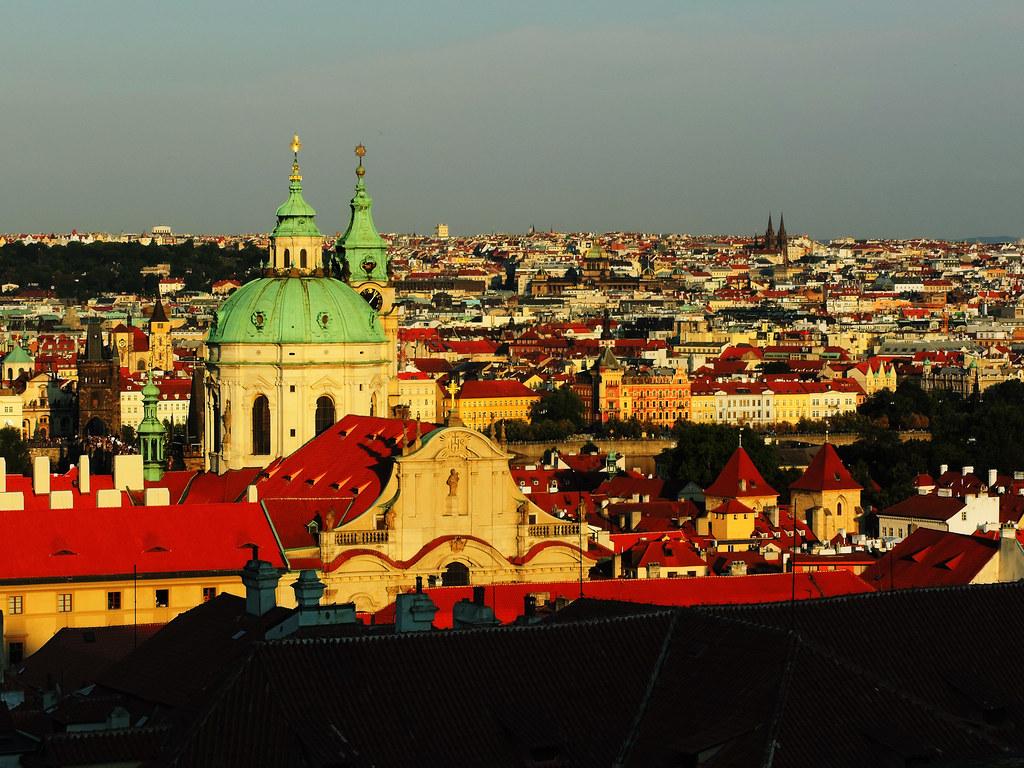 South Gardens, Prague
