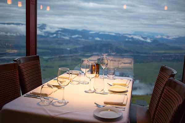 Coulours Restaurant Jackson Hole