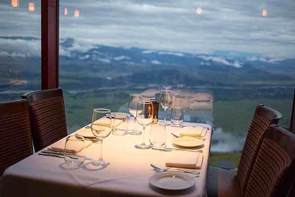 Coulours Restaurant Jackson Hole