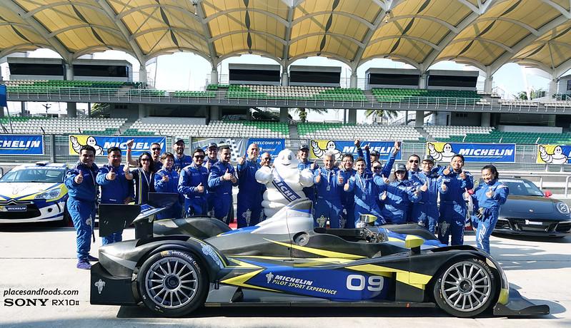Michelin pilot sport experience sepang