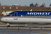 #TBT: N912ME Midwest Airlines B717-2BL (LGA) by Positive Rate