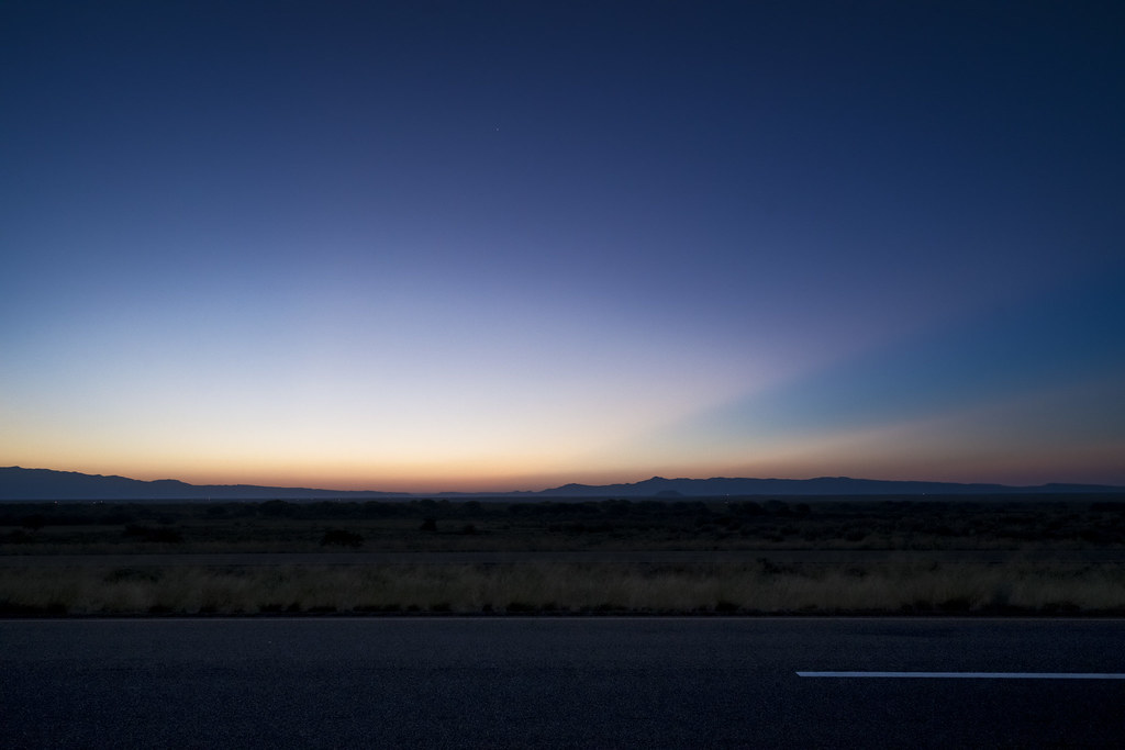 dawn, new mexico