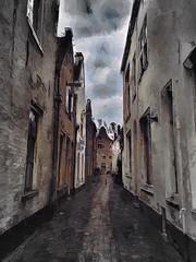Narrow street in Hattem