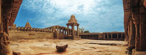 Temple prahara | Anita