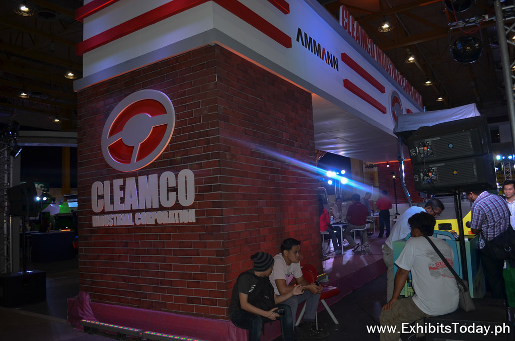 Cleamco Industrial Corporation Exhibit Pavilion