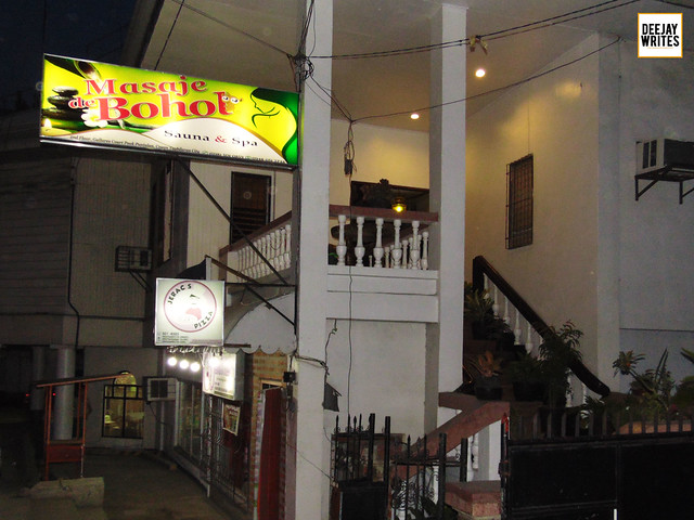 Masaje de Bohol 1