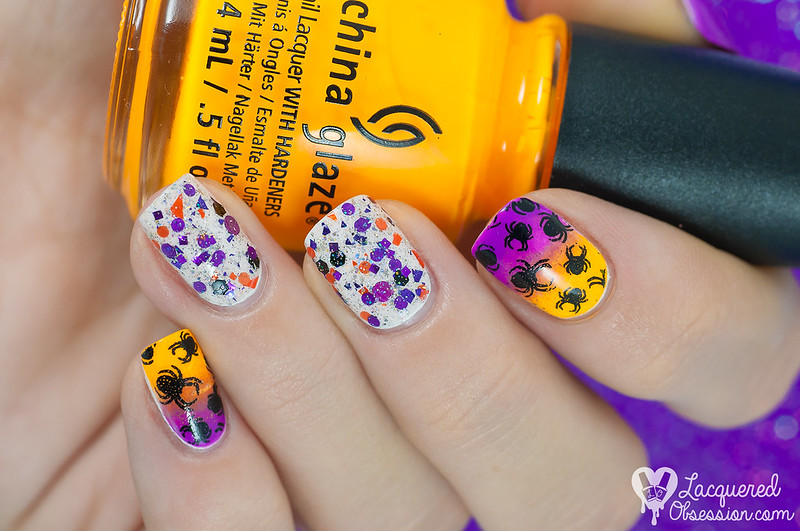 Ms. Sparkle - Hocus Pocus + Halloween spiders